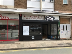 630 SF High Street Shop for Rent  |  6 Rookery Lane, Aldridge, WS9 8NN