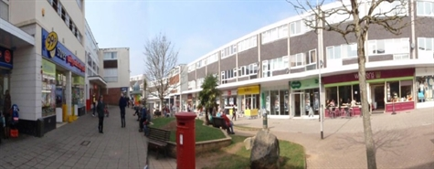 Shopping Centre Unit for Rent  |  Various Units Broadway Shopping Centre, Plymstock Plymouth, PL9 7AS