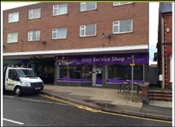 1,621 SF High Street Shop for Rent | Forge Corner, Leicester, LE8 4FZ