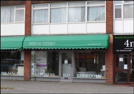 572 SF High Street Shop for Rent  |  2 Winston Parade, New Milton, BH25 6PT