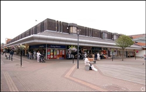 1,658 SF Shopping Centre Unit for Rent  |  22 The Mall, Sale, M33 7XZ