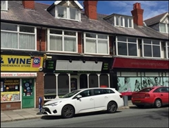 469 SF High Street Shop for Rent  |  144 Wallasey Road, Wallasey, CH44 2AF