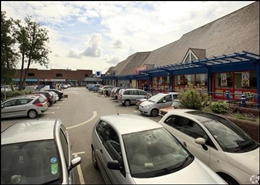 732 SF Shopping Centre Unit for Rent  |  Cafe, The Market Shopping Centre, Crewe, CW1 2NG