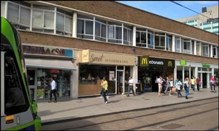1,022 SF High Street Shop for Rent  |  22, Norfolk House, Croydon, CR0 1LG