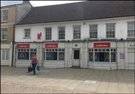1,131 SF High Street Shop for Rent  |  90 Bridge Street, Peterborough, PE1 1DY