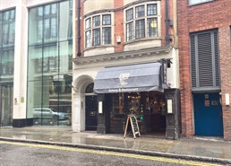 1,415 SF High Street Shop for Rent  |  9 Young Street, London, W8 5EH