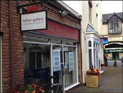 259 SF High Street Shop for Rent  |  3 Old Red Lion Court, Stratford Upon Avon, CV37 6GJ
