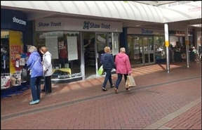 1,579 SF Shopping Centre Unit for Rent  |  Powys House, Cwmbran, NP44 1PR