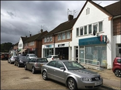 901 SF High Street Shop for Rent  |  8-8A Woodhatch Parade, Reigate, RH2 8BS