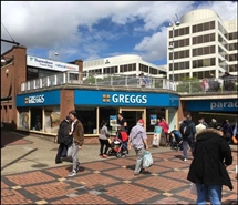 1,183 SF Shopping Centre Unit for Rent  |  The Parade Shopping Centre, Swindon, SN1 1BF