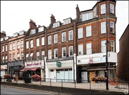 2,387 SF High Street Shop for Sale  |  22 Woodcote Road, Wallington, SM6 0NN