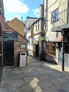 1,010 SF High Street Shop for Sale  |  1 Hurts Yard, Nottingham, NG1 6JD