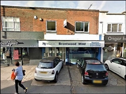 1,017 SF High Street Shop for Rent  |  14 Ongar Road, Brentwood, CM15 9AX