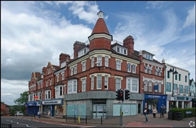 1,092 SF High Street Shop for Rent  |  8 - 10 Unicorn Hill, Redditch, B97 4QU
