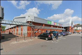 14,360 SF Retail Park Unit for Rent  |  Unit 5 (2), Nottingham, NG7 5QJ