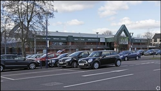 10,506 SF Retail Park Unit for Rent  |  Unit 5 (3), Nottingham, NG7 5QJ