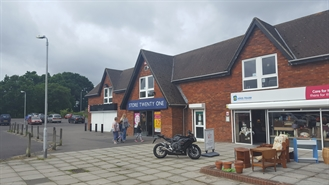 7,937 SF Out of Town Shop for Rent  |  Unit B, Northmead Drive, Poole, BH17 7XL