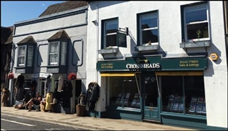 468 SF High Street Shop for Rent  |  23 The Hornet, Chichester, PO19 7JL