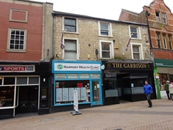 512 SF High Street Shop for Sale  |  17 Leeming Street, Mansfield, NG18 1NA