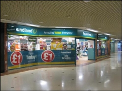 6,453 SF Shopping Centre Unit for Rent  |  Unit 24-25, Sovereign Centre, Weston Super Mare, BS23 1HL