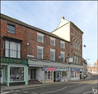 5,154 SF High Street Shop for Sale  |  3 - 5 Bridge Street, Horncastle, LN9 5HZ