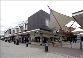 1,284 SF Shopping Centre Unit for Rent  |  Unit 202, Gracechurch Centre, Sutton Coldfield, B72 1PH