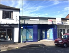 818 SF High Street Shop for Rent  |  13A Wellington Street, Newmarket, CB8 0HT