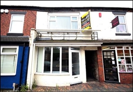 717 SF High Street Shop for Sale  |  47 Watlands View, Newcastle Under Lyme, ST5 8AB