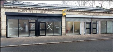 583 SF High Street Shop for Rent | Unit 3, Manchester, M26 2GB