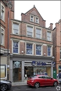 1,825 SF High Street Shop for Rent  |  4 - 6 St Peters Gate, Nottingham, NG1 2JG