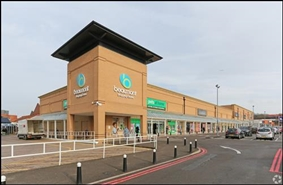 7,150 SF Shopping Centre Unit for Rent  |  Su8, Beaumont Leys Shopping Centre, Leicester, LE4 1DS
