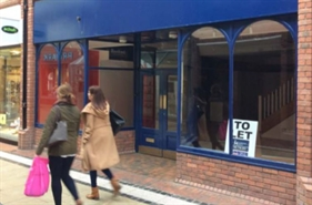 1,515 SF Shopping Centre Unit for Rent  |  Unit 3 Grapes Lane, Carlisle, CA3 8NX