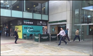 3,337 SF High Street Shop for Rent  |  E2a - E2b, City Tower, Manchester, M1 4BD