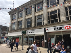 2,695 SF High Street Shop for Rent  |  180 King Street, Great Yarmouth, N30 1LS