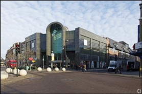 1,675 SF Shopping Centre Unit for Rent  |  Unit 31, The Glades, Bromley, BR1 1DN