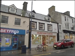 1,027 SF High Street Shop for Rent  |  18 Great Darkgate Street, Aberystwyth, SY23 1DE