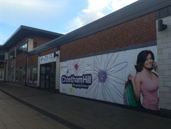 1,577 SF Shopping Centre Unit for Rent | Unit 20, Cheetham Hill Shopping Centre, Manchester, M8 5BG