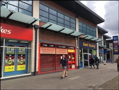 1,718 SF Shopping Centre Unit for Rent   Unit 2, Cheetham Hill Shopping Centre, Manchester, M8 5BW