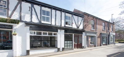 826 SF High Street Shop for Rent  |  Unit 4, Wilmslow, SK9 1BT