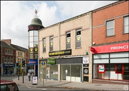 468 SF High Street Shop for Rent  |  1A Ty-Newydd Road, Cardiff, CF62 8HB
