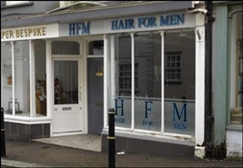 277 SF High Street Shop for Rent  |  10B High Street, Falmouth, TR11 2AB