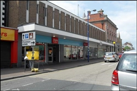 1,241 SF High Street Shop for Rent  |  5 Bodfor Street, Rhyl, LL18 1AU
