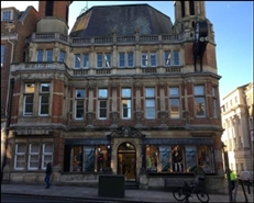1,650 SF High Street Shop for Rent  |  Old Town Hall, Richmond, TW9 1SX