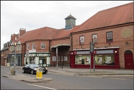 627 SF High Street Shop for Rent  |  Unit D, The Clock Tower, Newark On Trent, NG24 1ER