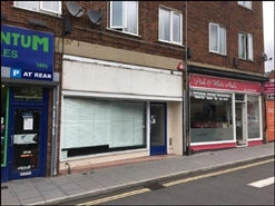 660 SF High Street Shop for Rent  |  149B High Street, Brentwood, CM14 4SA
