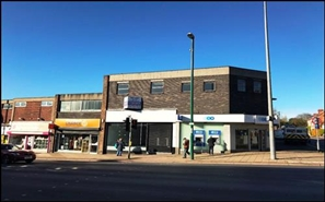 1,215 SF High Street Shop for Rent | 583A Mansfield Road, Nottingham, NG5 2JN
