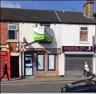 444 SF High Street Shop for Rent  |  47 Gateford Road, Worksop, S80 1DZ