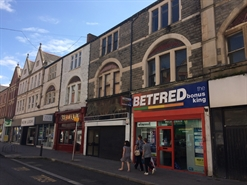 713 SF High Street Shop for Rent  |  98 Holton Road, Barry, CF63 4HJ
