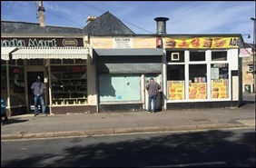 254 SF High Street Shop for Sale  |  2A Third Avenue, Bath, BA2 3NY
