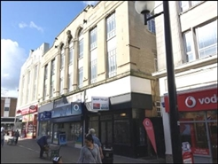 755 SF High Street Shop for Rent  |  41 High Street, Weston Super Mare, BS23 1HD